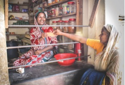 Jorina, living in Bangladesh, turned her life around with help from BRAC's Graduation approach.