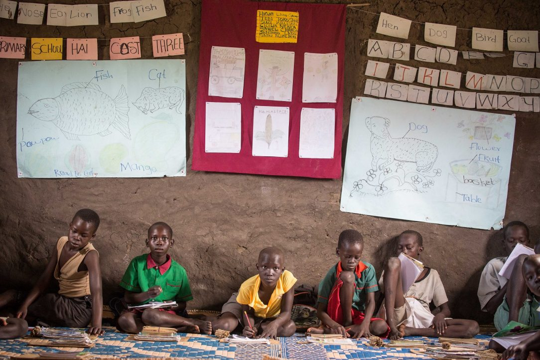Demand for children trapped in conflicts and emergencies to have access to education