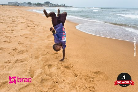 BRAC ranked number one NGO in the world