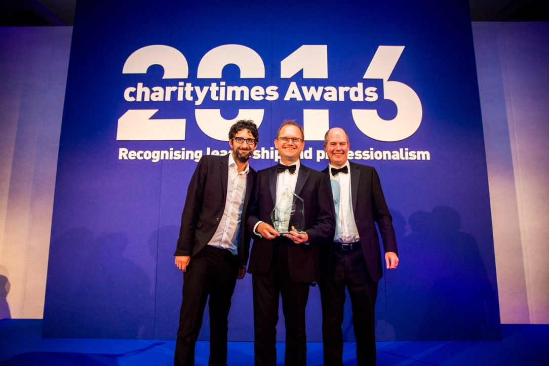 BRAC wins International Charity of the Year 2016 in the Charity Times Awards