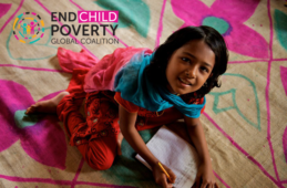Working together to eradicate child poverty