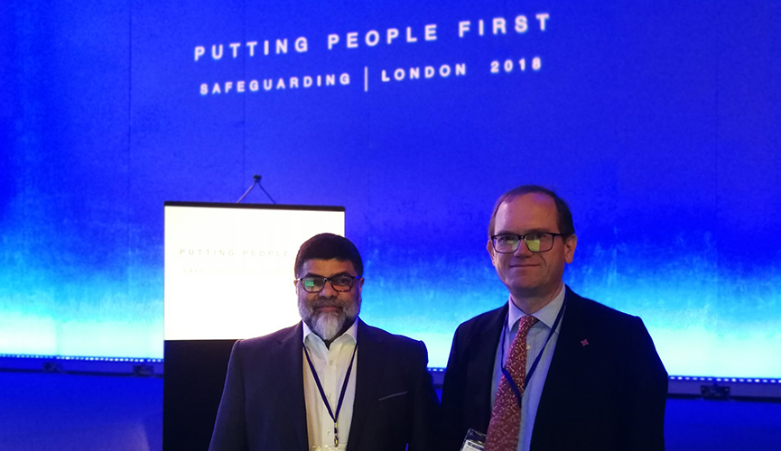Safeguarding Summit: Putting people first