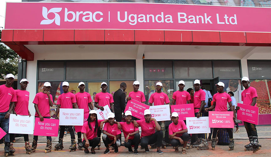 BRAC Uganda Bank Launched