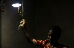 improving employment and economic opportunities for women and providing access to clean energy in rural Tanzania